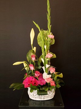 Arrangements: Flower Garden Arrangement