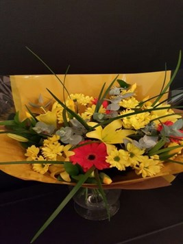 Bouquets: Yellow Bouquet