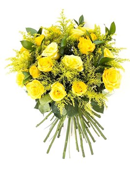 Bouquets: Golden Yellow